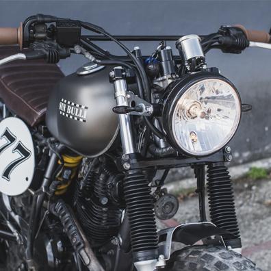 Yamaha TR 250 Sin Bulli