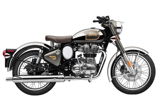 Royal Enfield – Chrome 500