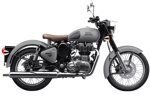 Royal Enfield – Gunmetal 500