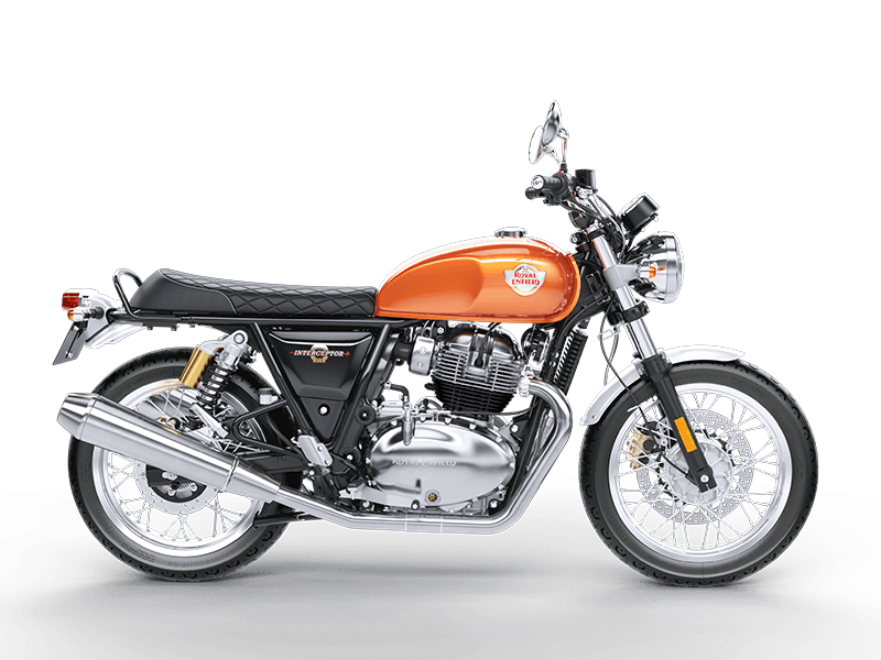 Royal Enfield – Interceptor 650
