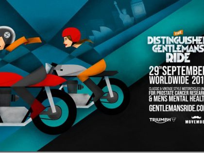 The Distinguished Gentleman's Ride 2