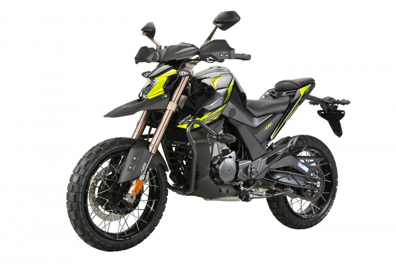 ZONTES U1-125 cc