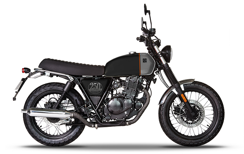 Brixton Cromwell 250 ABS